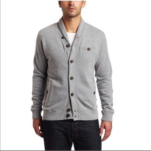Ted Baker Men's Cardigan sz 2 or Small US exc cond